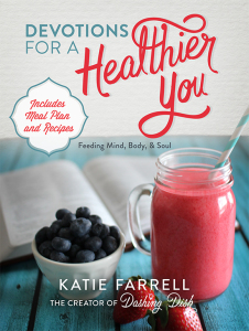 Giveaway| Devotions for a Healthier You