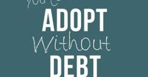 without debt
