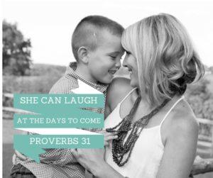 Proverbs 31 | Sarah Philpott