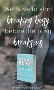 We-have-to-start-breaking-busy-before-the-busy-breaks-us.-Breaking-Busy-book