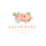 Loved Baby Logo Heart